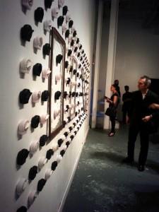 Adam Herst installation
