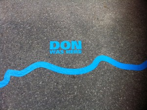 Don Was Here, Toronto's Don Valley