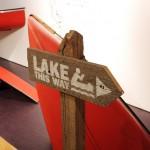 Voyage installation, Harbourfront Centre