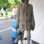Nicholas Crombach sculpture